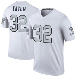 Legend Men's Jack Tatum Oakland Raiders Nike Color Rush Jersey - White